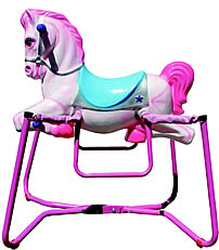 Pinky Pony Wonderhorse Ride-On